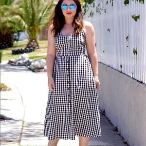 Dresses & Skirts - Who What Wear Gingham Dress
